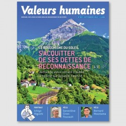 Valeurs humaines - Septembre 2017 - N° 83